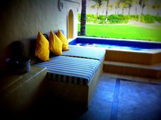 Ocean View/Ocean Front Jacuzzi on your balcony. It does not get any better than this. Mayan Riviera Mexico, Romantic Resorts, Jacuzzi, Outdoor Furniture, Outdoor Decor, Balcony, Ocean, The Incredibles, Luxury