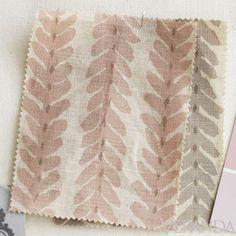 Woodperry is a brushstroke stripe by Veere Grenney; 212-759-7888.   - Veranda.com