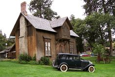 Fort Dalles Museum and Anderson Homestead | The Columbia River Gorge--Historic Columbia River Highway, Eastern Section | RoadTripExplore.com