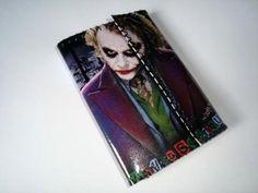 """Cartera de papel """"Joker"""""""