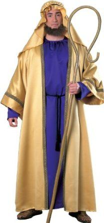 sultan? Amazon.com: Biblical Joseph Costume, Adult,Purple/Gold,One Size: Clothing