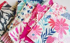 Fabricworm Giveaway: Paradiso by Kate Spain