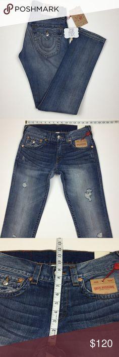 NWT 30x34 True Religion Skinny Jean NWT True Religion Skinny Jean - MNRH54ZY9 True Religion Jeans Skinny