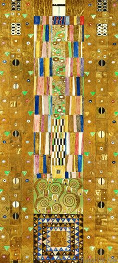 Gustav Klimt - The Knight
