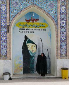 Daniel's tomb, Shush, Iran