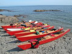Award-Winning Sea Kayak Kit: Chesapeake 17 High-Volume Touring Kayak