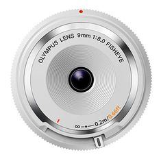 Olympus Fisheye Body Lens Cap White WHT for Micro Camera New for sale online Toy Camera, Camera Lens, Fisheye Lens, Flash Photography, Underwater Photography, Panasonic Camera, Printer Scanner, Photo Accessories, Olympus
