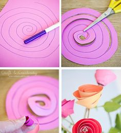 Ideas sencillas para decorar tus fiestas...minin tutorial