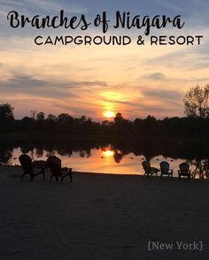 Niagara Falls Koa Camping In New York Koa Campgrounds
