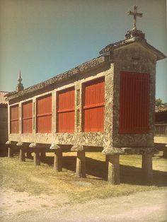 Hórreo tradicional