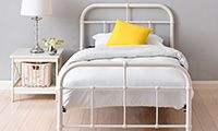 Happy Single Bed | Beds | Bedroom | Products | Fantastic Furniture Site..... Bec Wig have pinned this for you.  Could be good and cheap as chips!