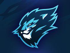 eSports Excalibur Client Mascot by Mike on Dribbble Logo Desing, Game Logo Design, Logo Esport, Art Logo, Leon Logo, Chiefs Logo, Esports Logo, Mascot Design, Animal Logo
