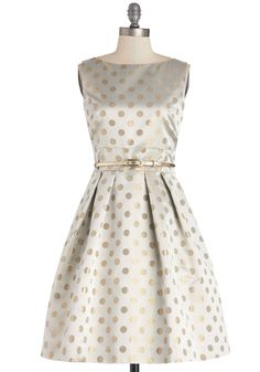 Sparkle Your Interest Dress, #ModCloth.  Ordered this dress for the wedding. I really hope it fits!