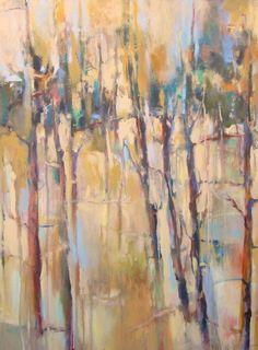 "Contemporary Painting - ""Indian Summer"" (Original Art from Joan Fullerton)"