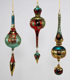 "Katherine's Collection Imperial Guardsman Christmas Collection Set Six Approx 11"" Nutcracker Dangle Finial Free Ship"