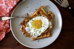 latke waffles   smitten kitchen
