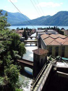 Bridges in Bellano