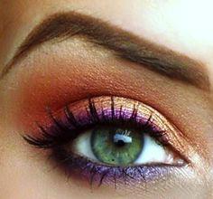 Top 20 Eyeshadow for Green Eyes | AmazingMakeups.com