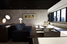 gorgeous reception space / PPB office by Hassell