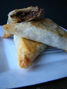 28 Cooks: Lentil Sambusas  I discovered a love of Ethiopian ...