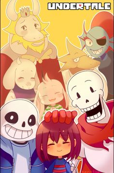 The Undertale Gang
