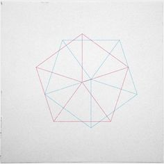 #260 Aiming– A new minimal geometric composition each day