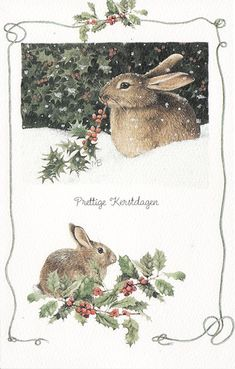 Christmas greetings from Gerda by Bea27 & Trix27, via Flickr