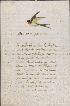 Lettre de Max Jacob à Picasso