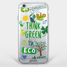 I love this Think Green