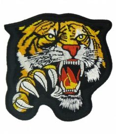 Biker patches, animal patches and motorcycle patches available from the leading brand of embroidered patches. PatchStop has the largest selection and best prices. Motorcycle Patches, Biker Patches, Pin And Patches, Sew On Patches, Iron On Patches, Custom Embroidered Patches, Embroidery Patches, Cat Patch, Pet Tiger