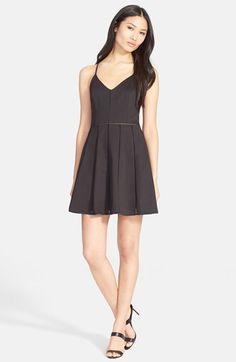 Parker 'Juliet' Fit & Flare Dress available at #Nordstrom