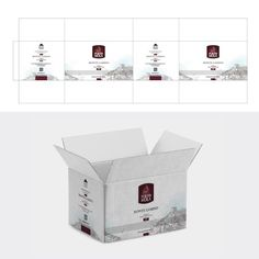 Packaging - White Wine Monte Camino - Mediawork srl for Porto di Mola