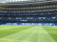 En het stadion van Real Madrid ook ff meegepakt