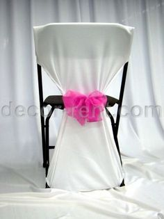 Diy Chair Covers For Folding Chairs