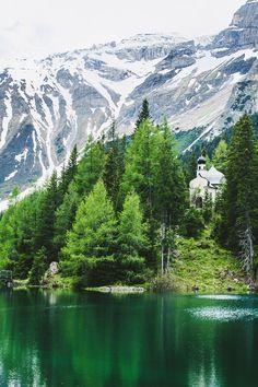 Tirol - Obernberger See by Falk Fischer