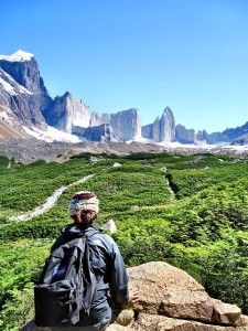 How to hike the W in Torres del Paine, Chile (Trekking Guide) | http://www.back-packer.org/trekking-guide-how-to-hike-the-w-in-torres-del-paine-patagonia/