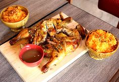 San Juan: Peri-Peri Charcoal Chicken at New Promenade, Greenhills Shopping Center