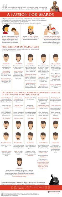 Beards explained