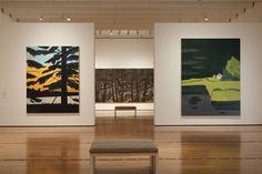 Alex Katz exhibit