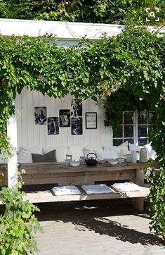 Tuin - Binnenkijken bij fabstyling | HomeDeco.nl