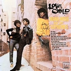 "The Supremes, Love Child by Black History Album, via Flickr. Love Miss Ross in like a ""WildfoxCouture"" top!"