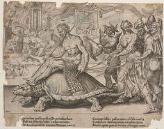 Triumph Hiobs - Volkertsz + Heemskerck 1564 by peacay, via Flickr