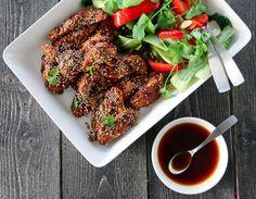 Klar for en ny kyllingfavoritt? Wok, Tandoori Chicken, Chicken Wings, Quinoa, A Food, Recipies, Dinner Recipes, Turkey, Beef