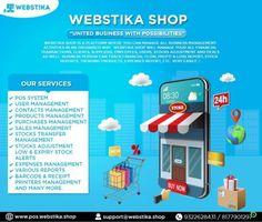 Webstika Shop, Kenya