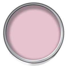Wilko Colour Silk Emulsion Paint Pink Harmony 2.5ltr at wilko.com
