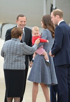 If I just pretend to be asleep… | Prince George Saved His Best Unimpressed Facial Expressions Until Last