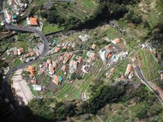 Curral das Frieras, Madeira. the Valley of the Nuns, apparently where they used to hide when the pirates attacked.