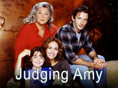 JUDGING AMY. Aired 1999-2005