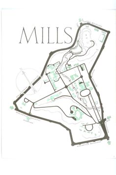48 Best Maps Images Blue Prints Campus Map Cards