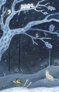 """""""Winter"""" by Henning Trollbäck"""